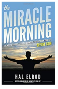 the miracle morning hal elrod apex haus