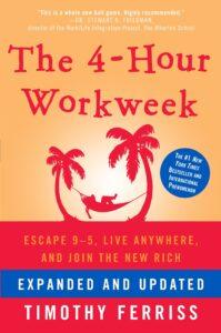4 hour work weej tim ferris