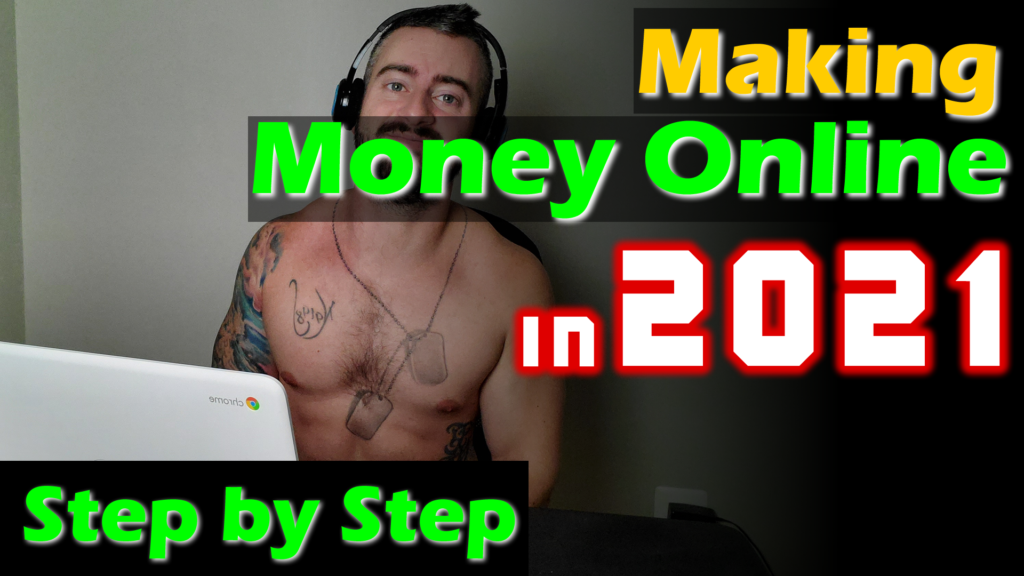 how to make money online for beginners step by step guide 2021 yt thumb
