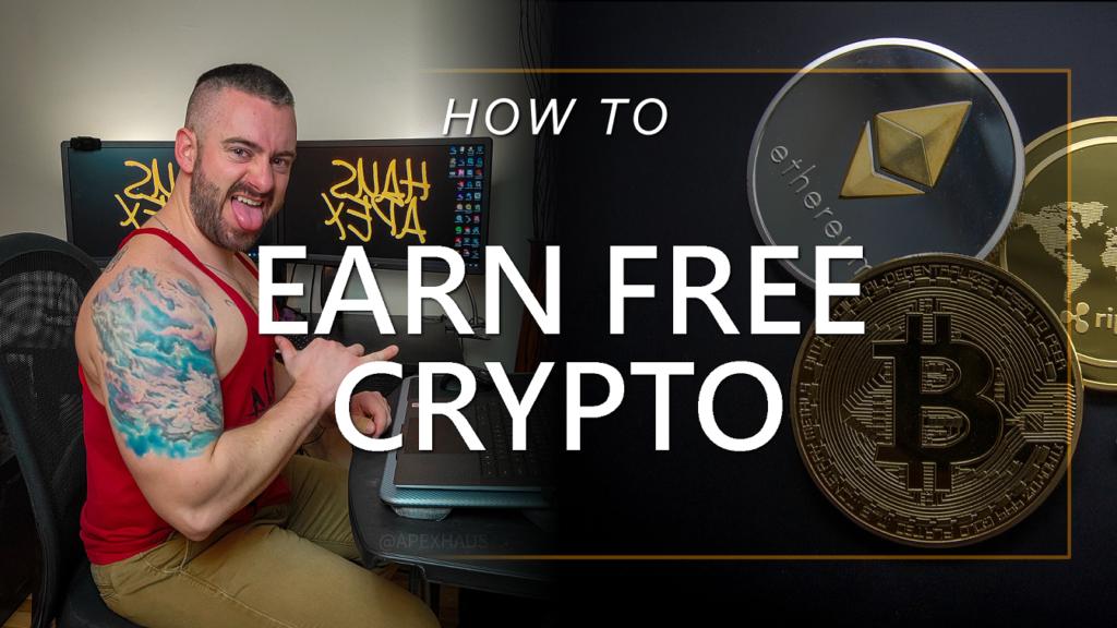 earn free crypto