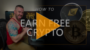 earn free crypto video on youtube